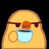 :chick_tea_grumpy:
